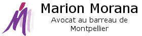 Cabinet d'avocat Marion Morana